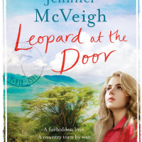 Leopard at the Door by Jennifer McVeigh @vikingbooksuk @mcveighauthor